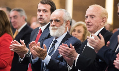 Diego Fernández de Cevallos ayudó al ex gobernador panista a pagar su fianza
