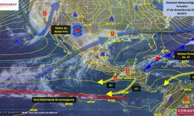 Servicio meteorológico nacional, tercera tormenta invernal