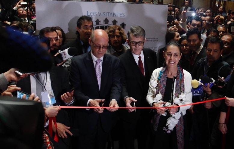 Sheinbaum inaugura museo CDMX