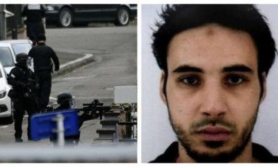 Terrorista Estado islámico