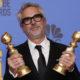 Cuarón, Roma, Globos oro, premio, gana, yalitza aparicio, Alfonso Cuarón, película, Golden Globes