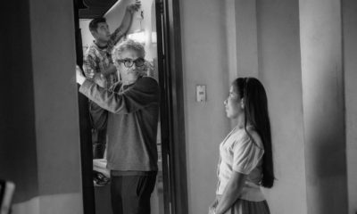 Alfonso Cuarón, Roma, Película, Cuarón, Nominado, Oscar, Oscares, 10, diez,