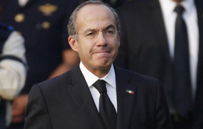 Calderón firmeza