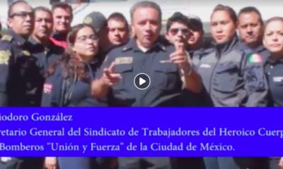 Bomberos disidentes arrancan ofensiva contra Ismael Figueroa
