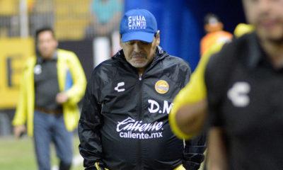 Maradona fue intervenido después del sangrado estomacal que sufrió este pasado 4 de enero