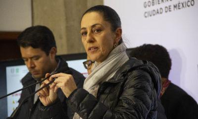 Claudia Sheinbaum, en conferencia de prensa