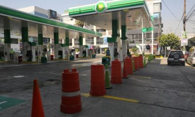 Gobierno gasolina