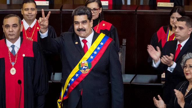 OEA, Maduro