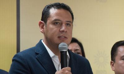El Srio. General del PRD exigió en redes sociales la renuncia de Rocío Nahle, secretaria de Energía
