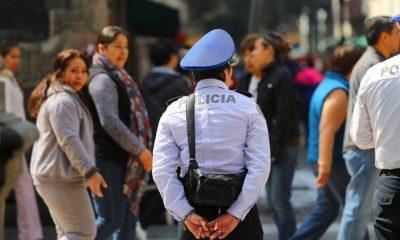 Policias, CDMX; Sheinbaum, Orta