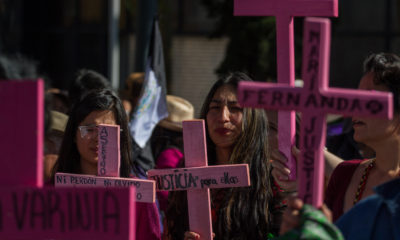 Los feminicidios en México se han vuelto una constante y con ella las marchas para buscar finalizarlos
