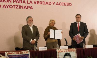 Segob, comisión para la verdad, Ayotzinapa
