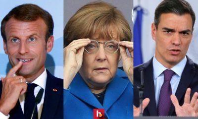 España, Francia, Alemania y Reino Unido dan ultimátum a Maduro