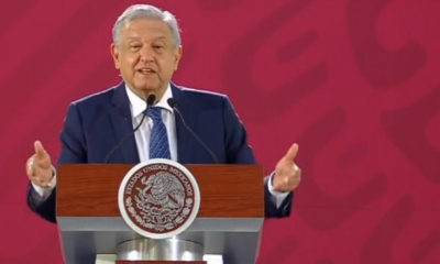 AMLO, López Obrador, mañanera, huachicoleros, pemex, gasolina, robo, desabasto,