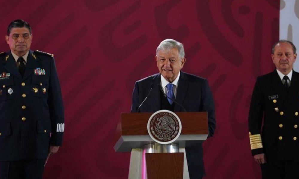 AMLO, Guarda Nacional, comunicado, defiende, atacan, ejercito, policía, Andrés Manuel, López Obrador