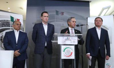 Funcionarios de AMLO dejan plantados a senadores