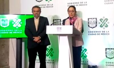 """""""Si caravana migrante llega, será bien recibida"""": Sheinbaum"""