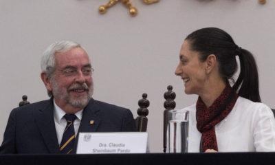Claudia Sheinbaum, en la Feria del Libro. Esto y más en México y el mundo en números.