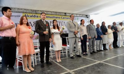Boda colectiva, jefa de gobierno, Alcaldía Venustiano Carranza