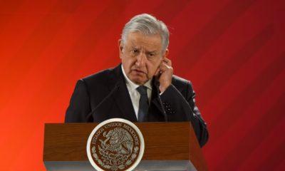 López Obrador, conferencia