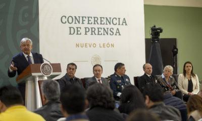 AMLO Nuevo Leon