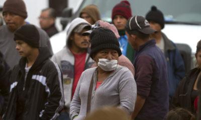 Donald Trump hizo hincapié en que millones de Migrantes provenientes de América Latina piensan llegar hasta su país
