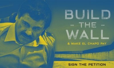 Ted Cruz aprovecha sentencia del Chapo para impulsar muro de Trump