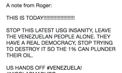 Roger Waters, Roger, Waters, Venezuela, Maduro, Nicolás, Apoyo, Juan Guaidó,