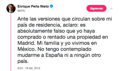 EPN, México, España, Tania Ruiz, Angélica Rivera