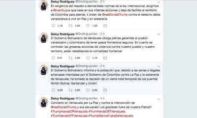 Venezuela, cierre, bloqueo, puentes, entradas, Colombia, Nicolás Maduro, Maduro, Juan Guaidó, Aid Live, Venezuela Aid Live, Ayuda, Humanitaria,