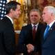 Pence solicita a México reconocer a Guaidó