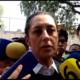 Claudia Sheinbaum manifestó que es la falta de mantenimiento la que causó el incidente en las escaleras del Metro Tacubaya