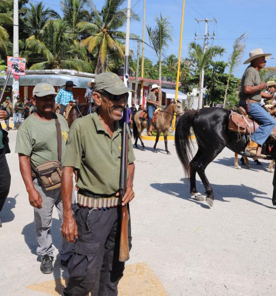 Policías Comunitarias de Guerrero