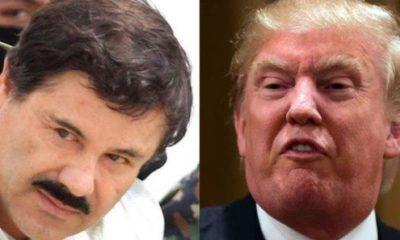 Muro, Chapo, Trump