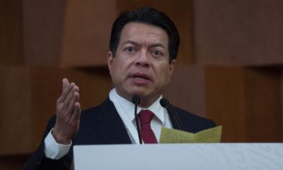 Mario Delgado declaró hoy que ve viable la integración de Mauricio Toledo a la bancada de Morena