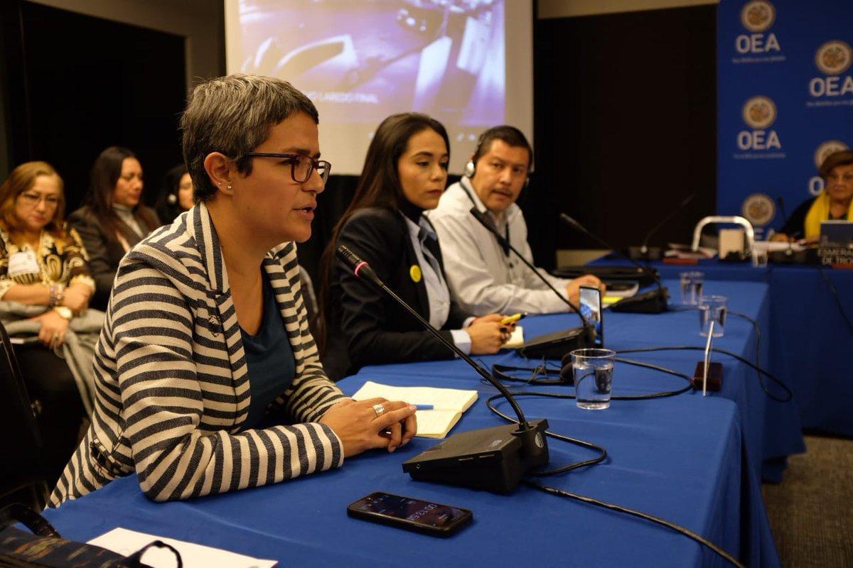 Karla Quintana fue nombrada titular de la Comisión Nacional Para Búsqueda de personas