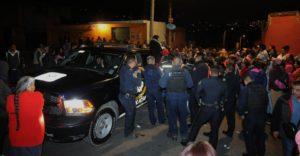Sheinbaum, linchamiento, linchados, Xochimilco, policías,