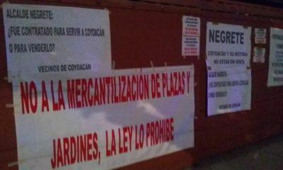 Coyoacán, Manuel Negrete, Vecinos