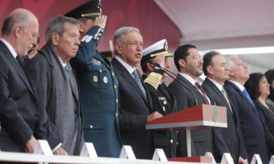 Fuerzas Armadas, AMLO, Andrés Manuel, López Obrador, Guardia Nacional, Luis Crescencio Sandoval, Defensa Nacional, SEDENA,