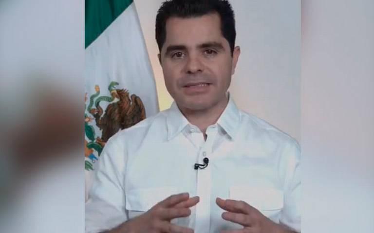 Renuncia Marcelo García Almaguer a Acción Nacional Puebla
