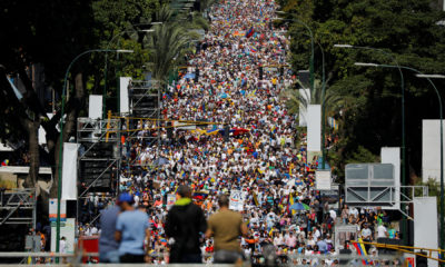 Venezuela, marcha, Guaidó, Maduro, Venezolanos, calles, mítin, EU, Rusia, España, México, Relaciones Exteriores,