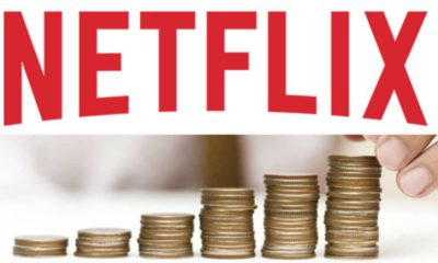 Netflix, precio, aumento, dinero, streaming, películas, series, caricaturas, CLub de Cuervos, Stranger Things, Breaking Bad, aumento, subida, costo, paquetes,