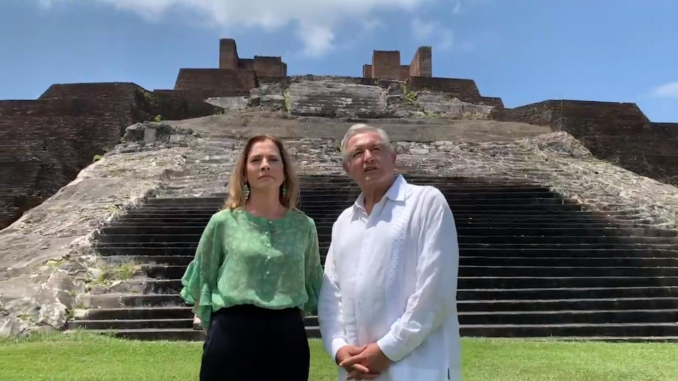 AMLO México España Centla