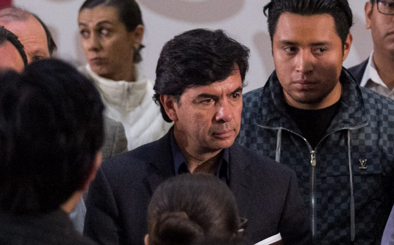 AMLO Jesús Ramírez vocero