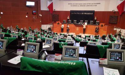 Aborto legal el enojo de Lilly Téllez y más en México y el mundo en números