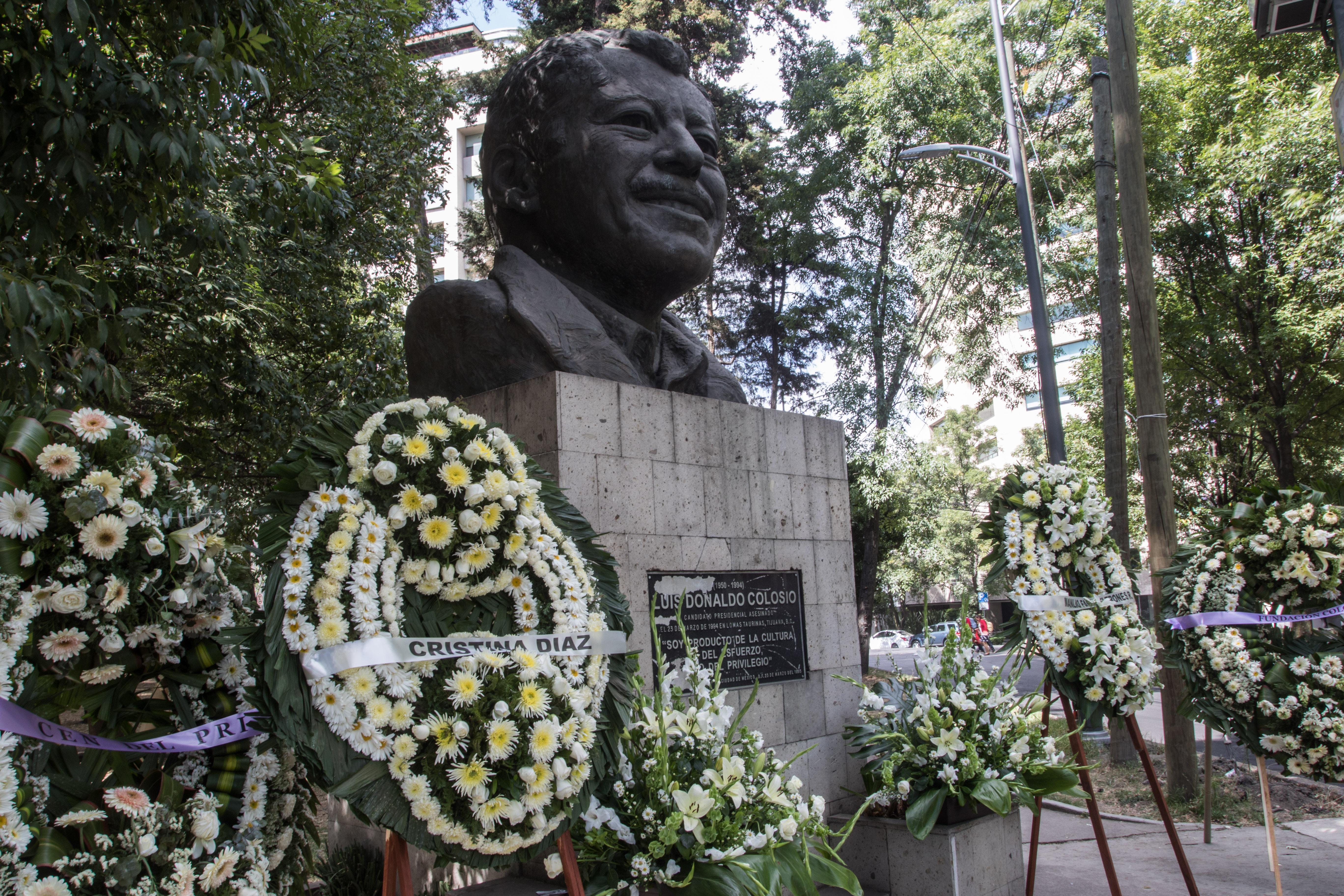 Aniversario Luis Donaldo Colosio números México