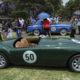 Autos clásicos en la UNAM