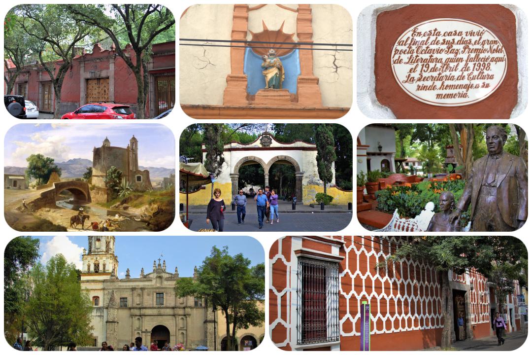 Francisco Sosa, un esbozo histórico de Coyoacán