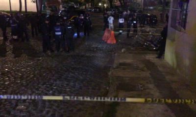 Asaltantes, robo, mac store, San Angel Inn, policías, heridos, rateros,