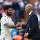 Real Madrid vence en regreso de Zidane como D.T.